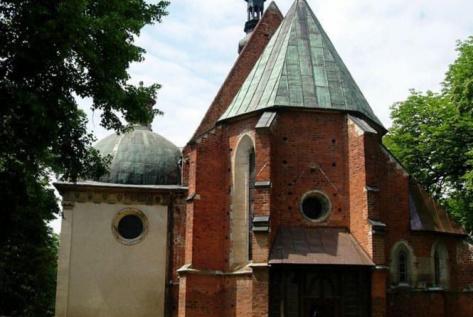 Architektura Murowana powiat kazimierski