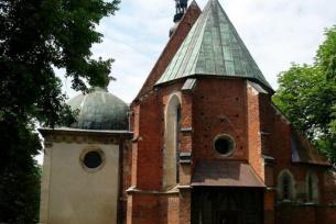Kościół parafialny w Bejscach