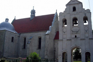 Kosciół św. Jakuba w Opatowcu