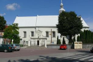 Kościół parafialny w Kazimierzy Wielkiej