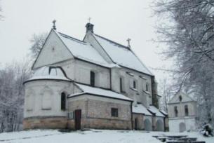 Kościół p.w. Św. Mikołaja