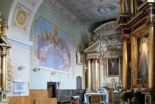 Kościół pw Podwyższenia Krzyża św