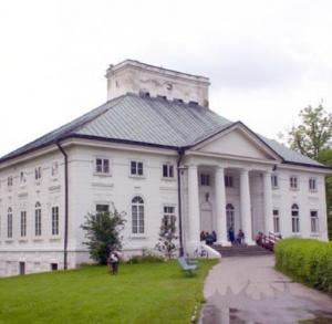 Pałac Badenich w Bejscach