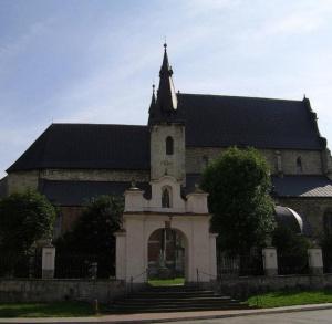 Skalbmierz – kościół parafialny