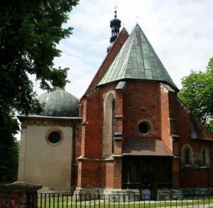 Bejsce – kościół p.w. Św. Mikołaja