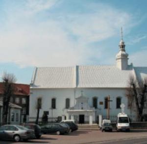 Kościół - Kazimierza Wielka