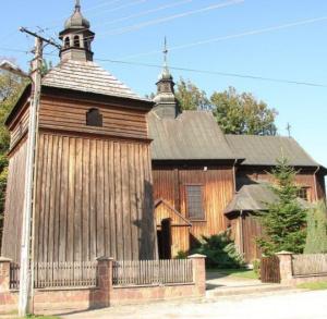 Kościół - Cudzynowice