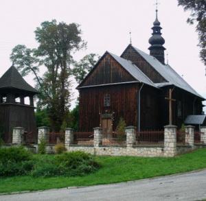 Kościół - Gorzków