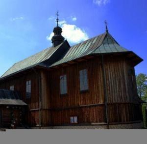 Kościół - Stradów