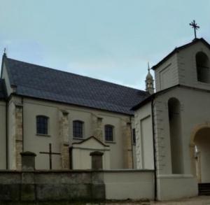 Kościół - Sokolina