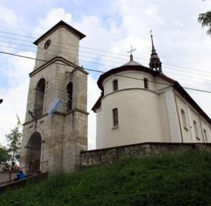 Kościół - Kocina