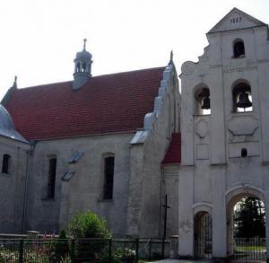 Kościół - Opatowiec