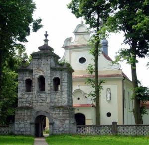 Kościół - Rogów
