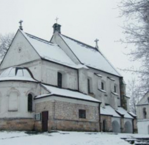 Kościół - Małoszów
