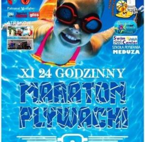 XI 24 Godzinny Maraton Pływacki