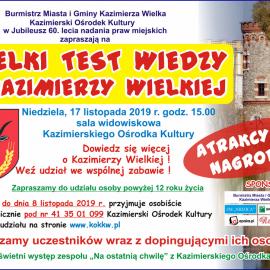 Wielki Test Wiedzy o Kazimierzy Wielkiej