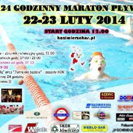 VIII 24 Godzinny Maraton Pływacki