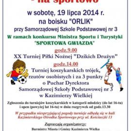 Dni Kazimierzy Wielkiej - na sportowo
