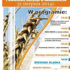 Powiatowe Dożynki w Skalbmierzu
