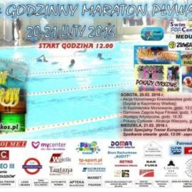 X 24 - Godzinny Maraton Pływacki