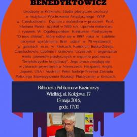 Wystawa - Mirosław Benedyktowicz