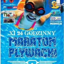 XI 24 - Godzinny Maraton Pływacki
