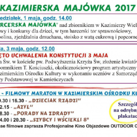 Kazimierska Majówka 2017