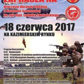 I Honorowy Bieg Pamięci im. mjr. Ludwika Zwolańskiego