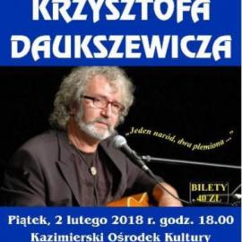 Recital Satyryczny Krzysztofa Daukszewicza