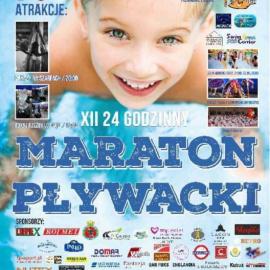 XII 24 - Godzinny Maraton Pływacki