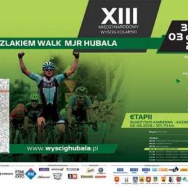 XIII Międzynarodowy Wyścig Kolarski Szlakiem Walk MJR Hubala